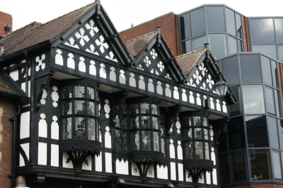 Architectural Disharmony, Chester