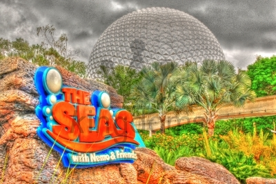 The Seas Attraction At Disney Epcot