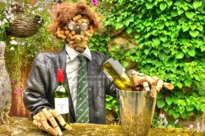 Drunk Scarecrow