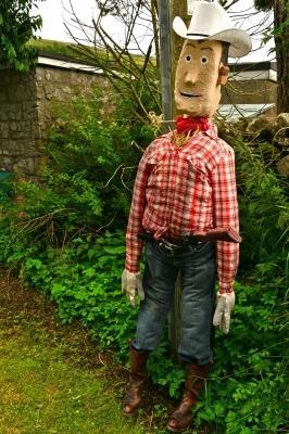 Woody Scarecrow