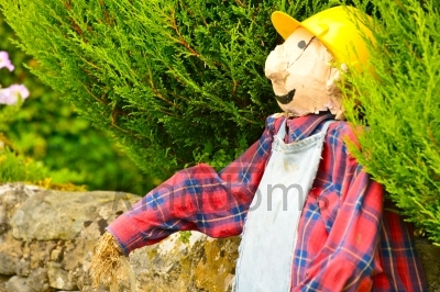 Bob The Builder Scarecrow