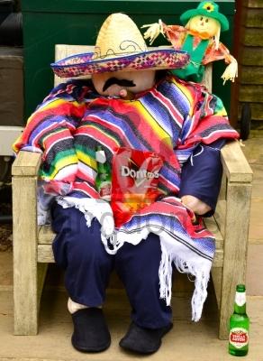 Mexican Scarecrow
