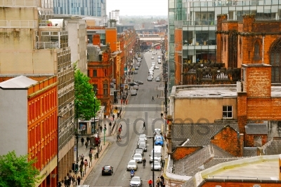 Deansgate Manchester