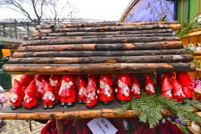 Santa Claus Models