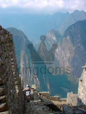 The Approach To Machu Picchu