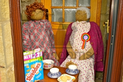 Gossiping Grannies
