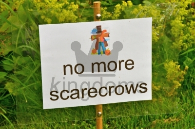 No More Scarecrows