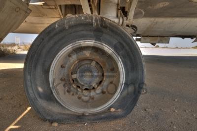 Flat Plane Tyre