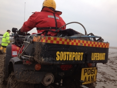 Lifeboat Quad Bike