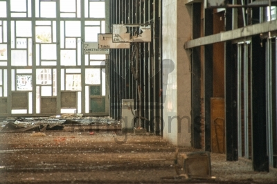 Derelict Terminal Building