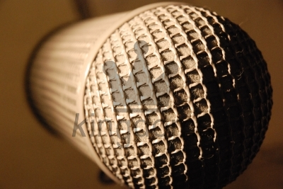 Broadcast Microphone