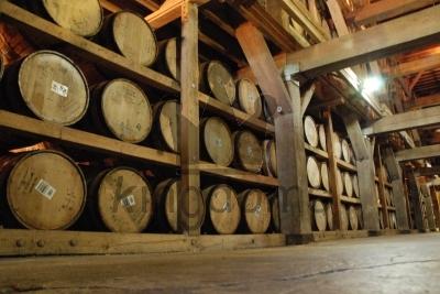 Storage at Jack Daniels