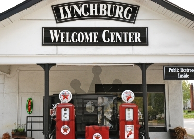 Lynchburg Welcome Centre