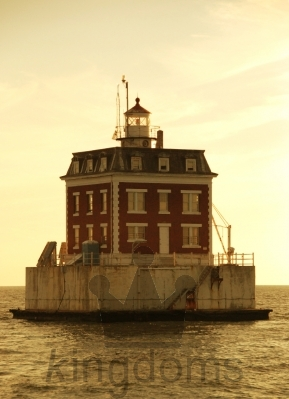 New London Ledge Lighthouse