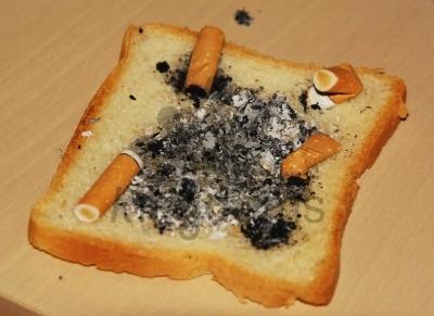Cigarettes And Bread