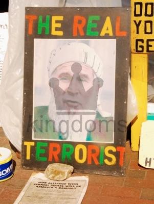 The Real Terrorist