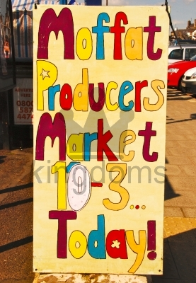 Moffat Farmers Market
