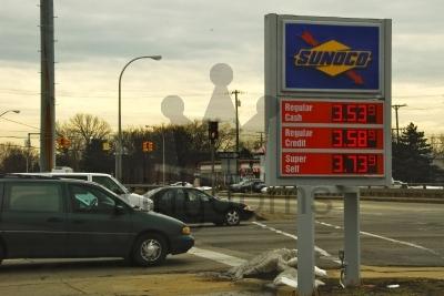 USA Petrol Station