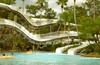 Water Roller Coaster