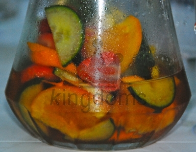 Fruit In Jug