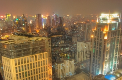 Guangzhou At Night