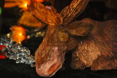 Crafted Reindeer