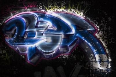 Ghostly Graffiti