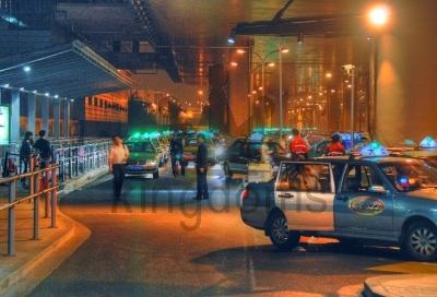 Asian Taxi Rank