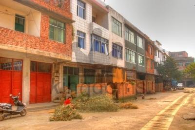 Rural China Street