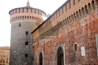 Sforza Castle Milan