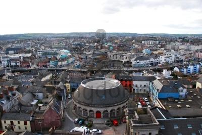 Cork Cityscape