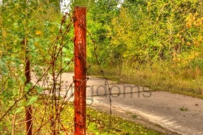 Main Street In Chernobyl