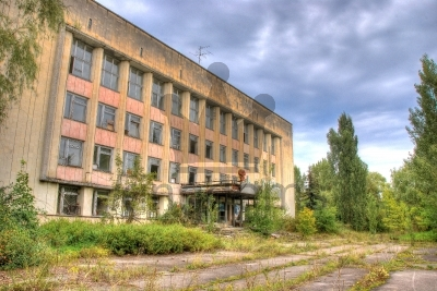 Chernobyl Power Company Offices