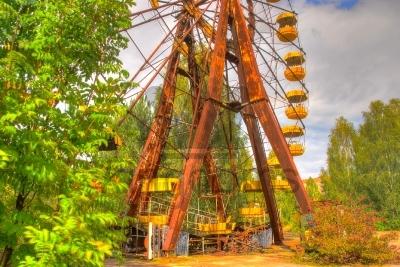 Chernobyl Fairground
