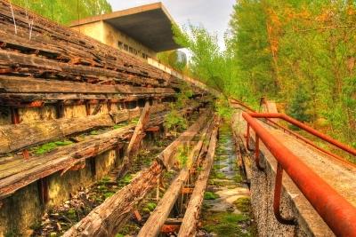 Chernobyl Sports Stadium