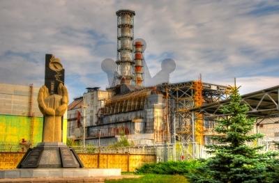 Reactor 4 Chernobyl
