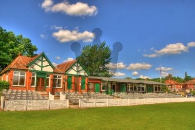Cricket Club Pavilion