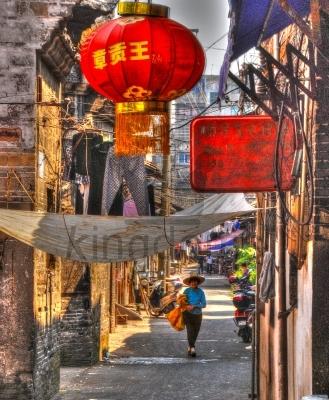 China Passageway