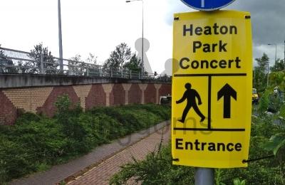 Heaton Park Concert