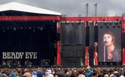 Beady Eye Concert