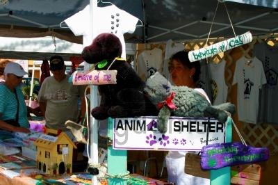 Animal Shelter Stall