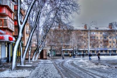 Ukrainian Square