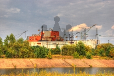 Chernobyl Unfinished Reactor