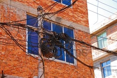 Telegraph Spaghetti