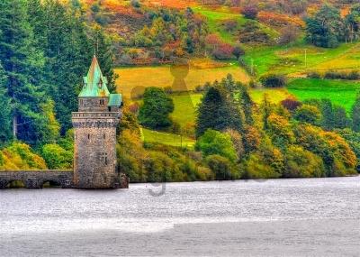 Lake Vyrnwy Straining Tower