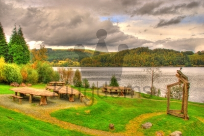 Lake Vyrnwy Nature Reserve