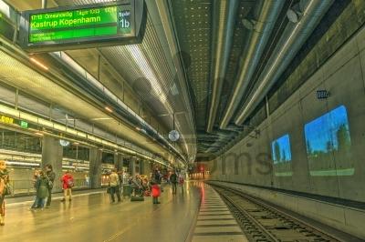 Malmo Train Station