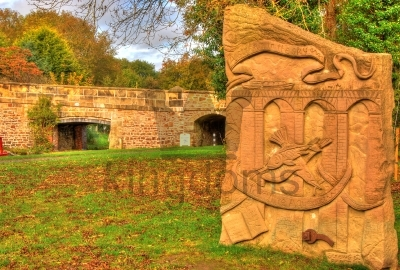 Pontcysyllte Aqueduct Sculpture