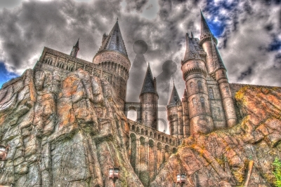 Harry Potter Universal Studios Ride