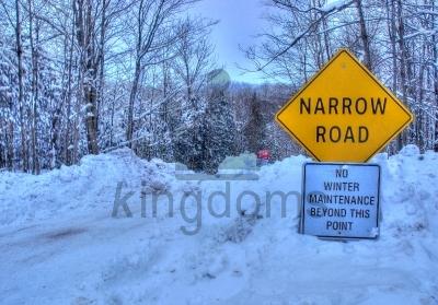 Hazardous Road
